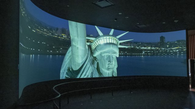 Statue of Liberty Museum taps Diversified, BrightSign for digital signage experience