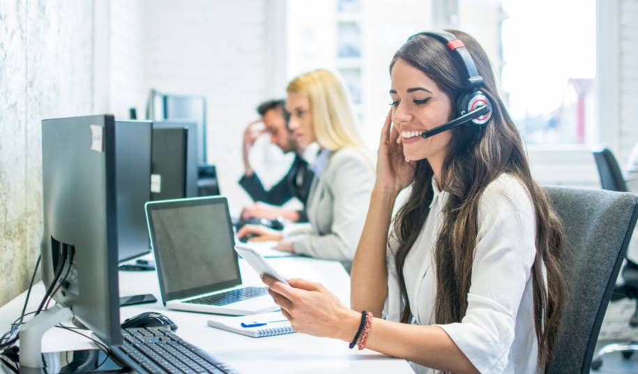 Poly Helps Empower Contact Center Workers