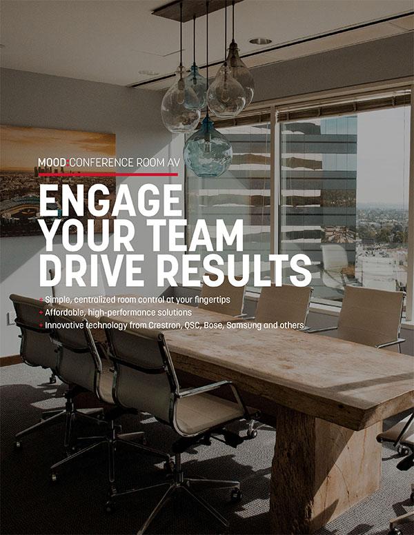 2020 Conference Room AV One Sheet