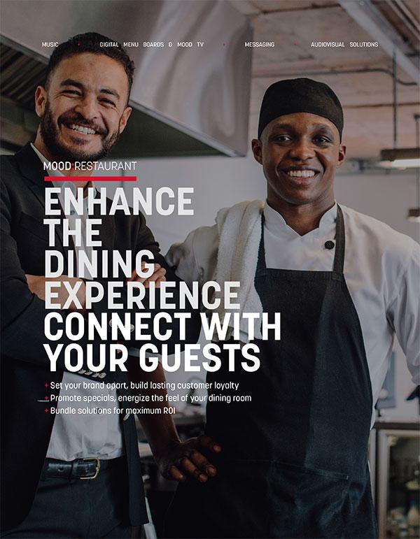 2020 Restaurant One Sheet