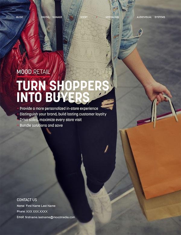 Retail One Sheet