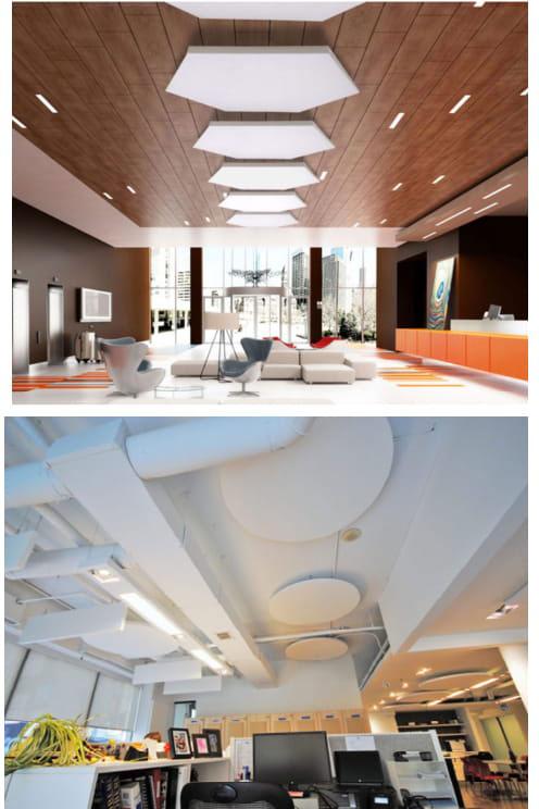 Ceiling Cloud Panels